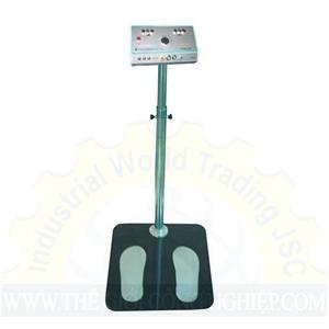 Máy đo độ chống tĩnh điện của vòng đeo tay và giày phòng sạch SL031 Dr-Schneider