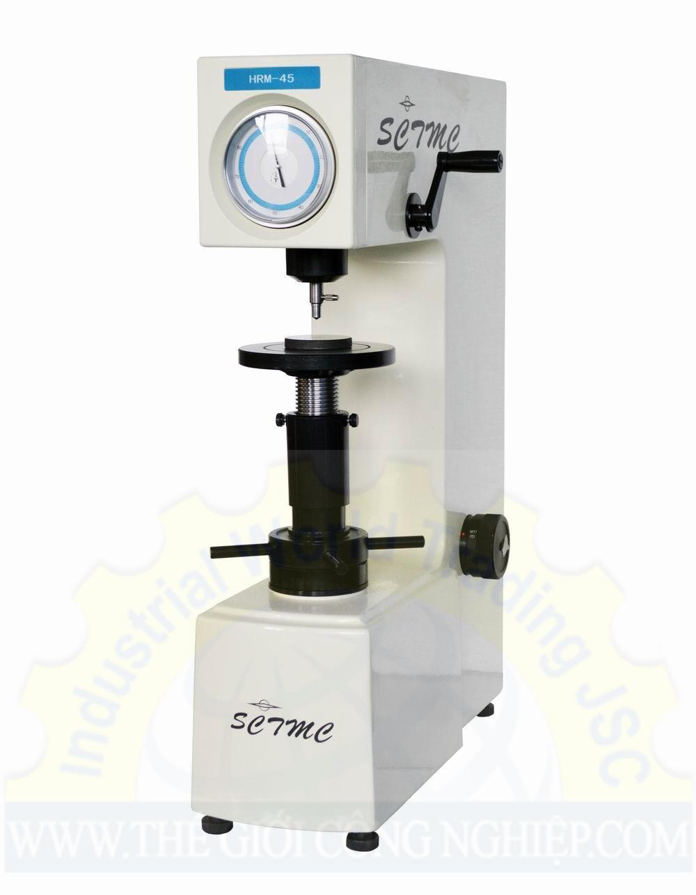 Máy đo độ cứng bề mặt Rockwell  HRM-45 SCTMC