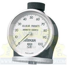 Máy đo độ cứng cao su có dải đo 0~100 điểm  CSC2 Asker