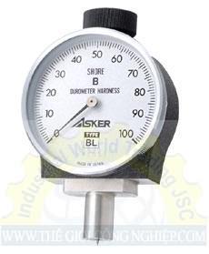 Máy đo độ cứng cao su có dải đo 0~100 điểm  Type BL Asker