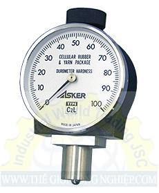 Máy đo độ cứng cao su C2L Asker
