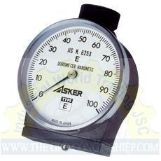 Máy đo độ cứng cao su Type E Asker