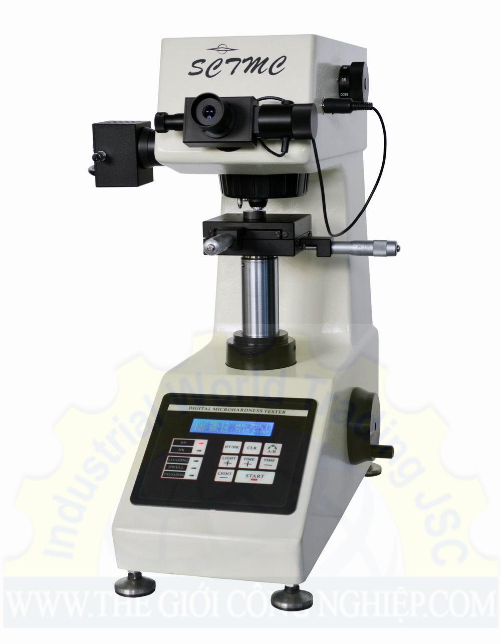 Máy đo độ cứng Micro Vickers  DHV-1000Z SCTMC