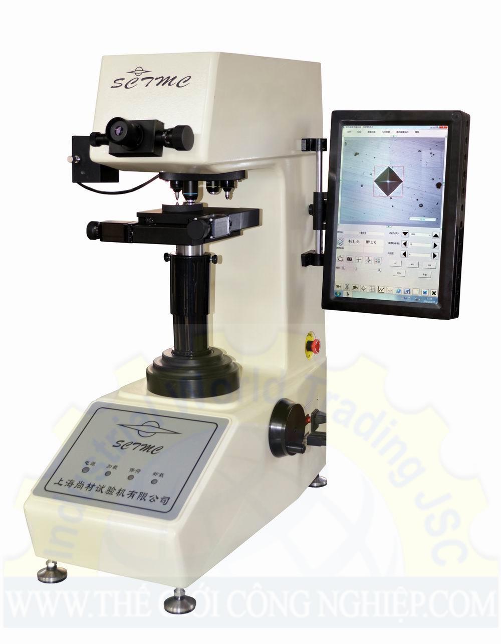 Máy đo độ cứng Micro Vickers  XHVT-1000Z/V3.0 SCTMC