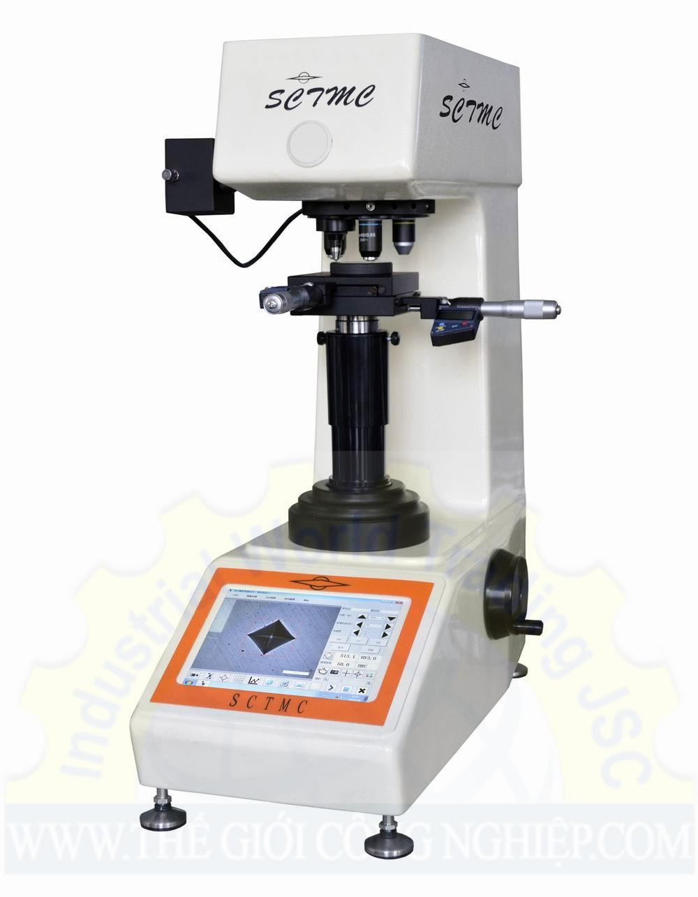 Máy đo độ cứng Micro Vickers  XHVT-1000Z SCTMC