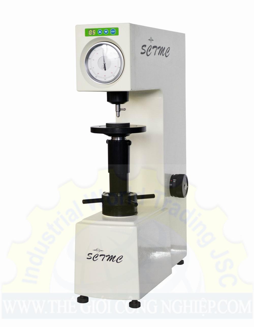 Máy đo độ cứng nhựa Rockwell XHR-150 SCTMC