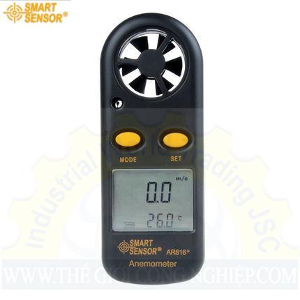 Máy đo tốc độ gió AR816+ SmartSensor