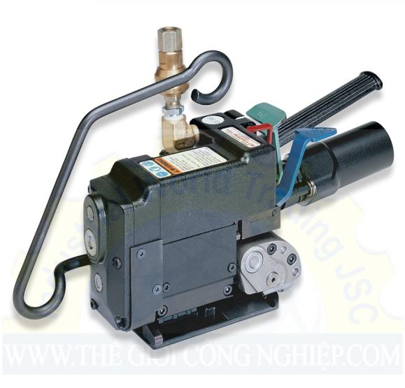 Máy đóng đai thép 3 trong 1 dùng khí nén SLP SIGNODE
