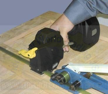 Máy hàn nhiệt đai nhựa dùng pin ZP21-9D-Li Zapak