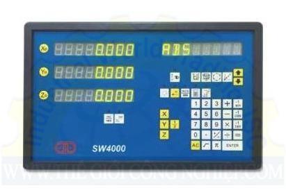 Bộ đọc kết quả đo của thước quang SW4000 Carmar