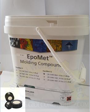 Nhựa Đúc Mẫu Nóng Epomet 203381160 Buehler