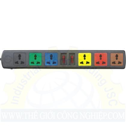 Ổ cắm điện có nắp che dây 6D32N LIOA