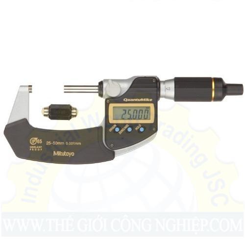 Panme đo ngoài điện tử 0-25mm  293-145-30 MITUTOYO