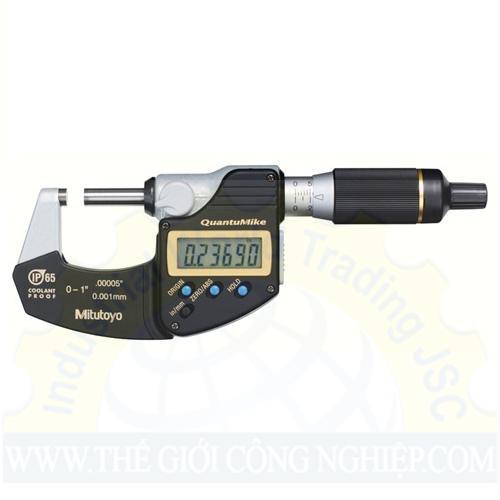 Panme điện tử đo ngoài đo nhanh   293-185 MITUTOYO