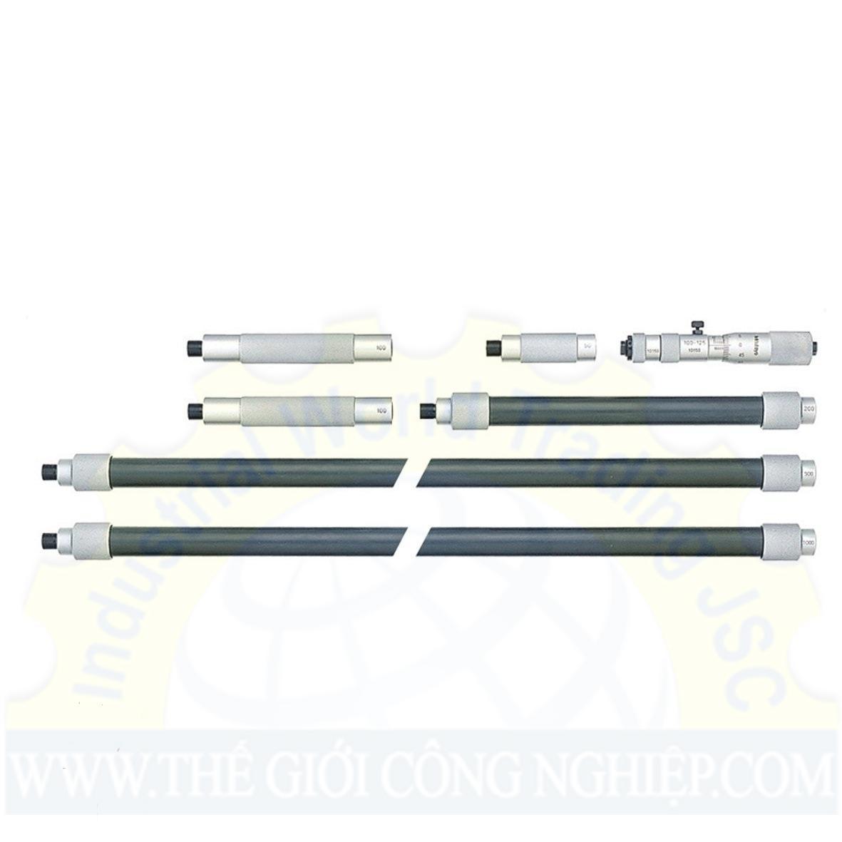 Panme đo trong dạng khẩu 140-158 MITUTOYO