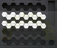 Pin Gauge EM-00 (-) Eisen