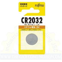 Pin thiết bị CR2032 Fujitsu