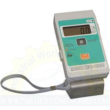 Thiết bị đo độ tĩnh điện kỹ thuật số KSD-1000 Kasuga