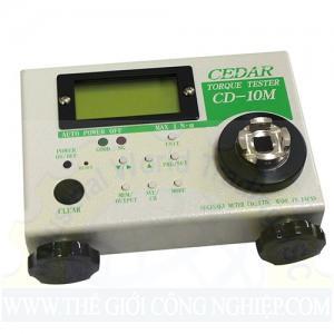 Thiết bị kiểm tra lực Momen Xoắn của Tua Vít Điện CD-10M Cedar