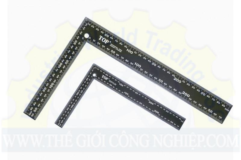 Thước đo góc ( thước êke ) T16-24 Top