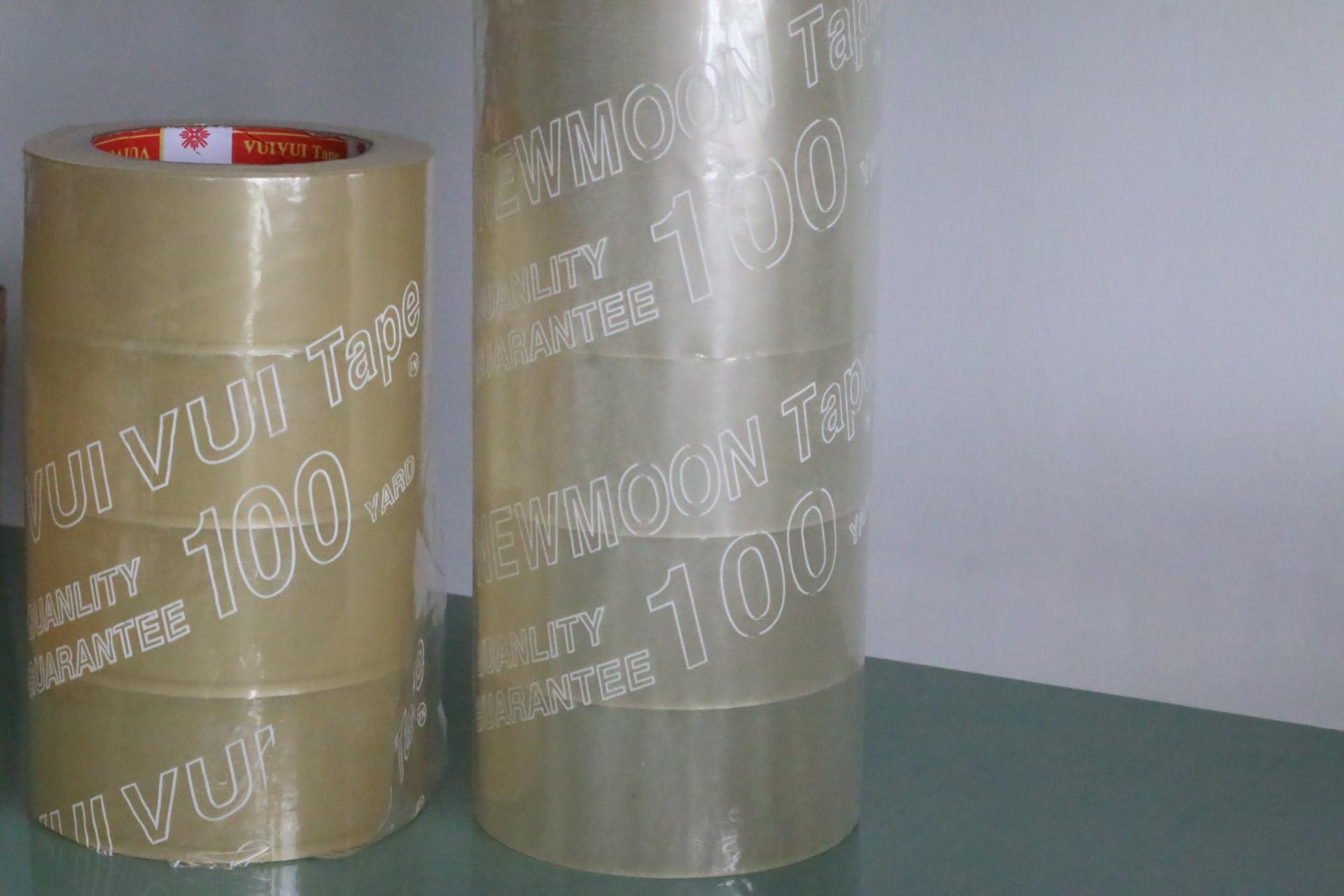 Băng keo trong   12x100Y(43+) VietnamPackaging