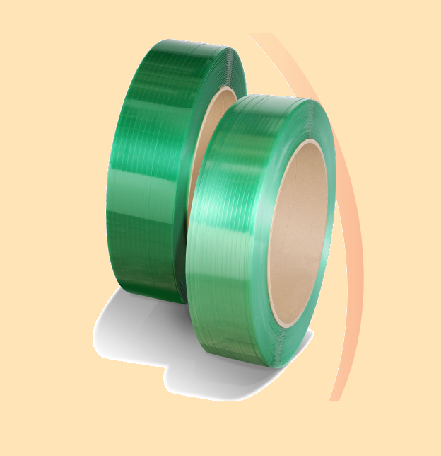 Dây Đai nhựa PET gân 15.5mmx0.6mm   TGCN-14036 Korea