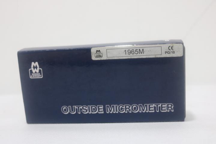 Panme đo ngoài   MW1965M MooreAndWright