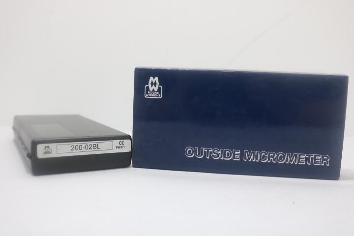 Panme đo ngoài cơ 25-50mm  MW200-02BL MooreAndWright
