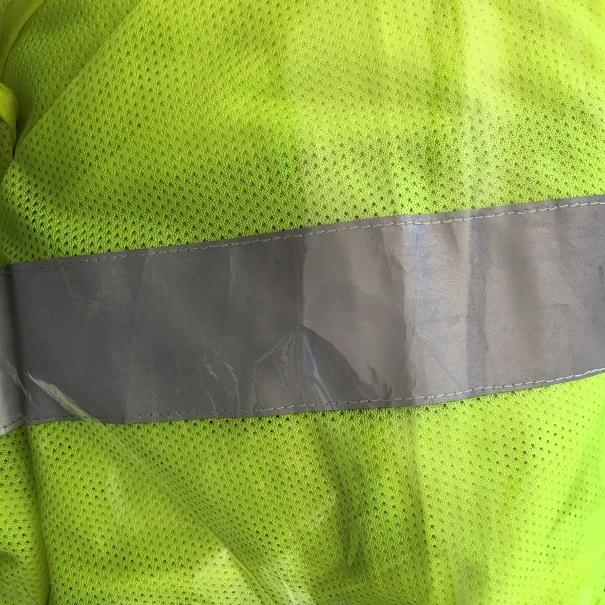 Áo phản quang lưới màu xanh dây  APQ0101-1 VIETNAMPROTECTIONS