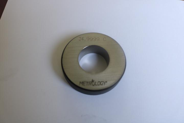 Vòng chuẩn 25mm  RG-25 Metrology