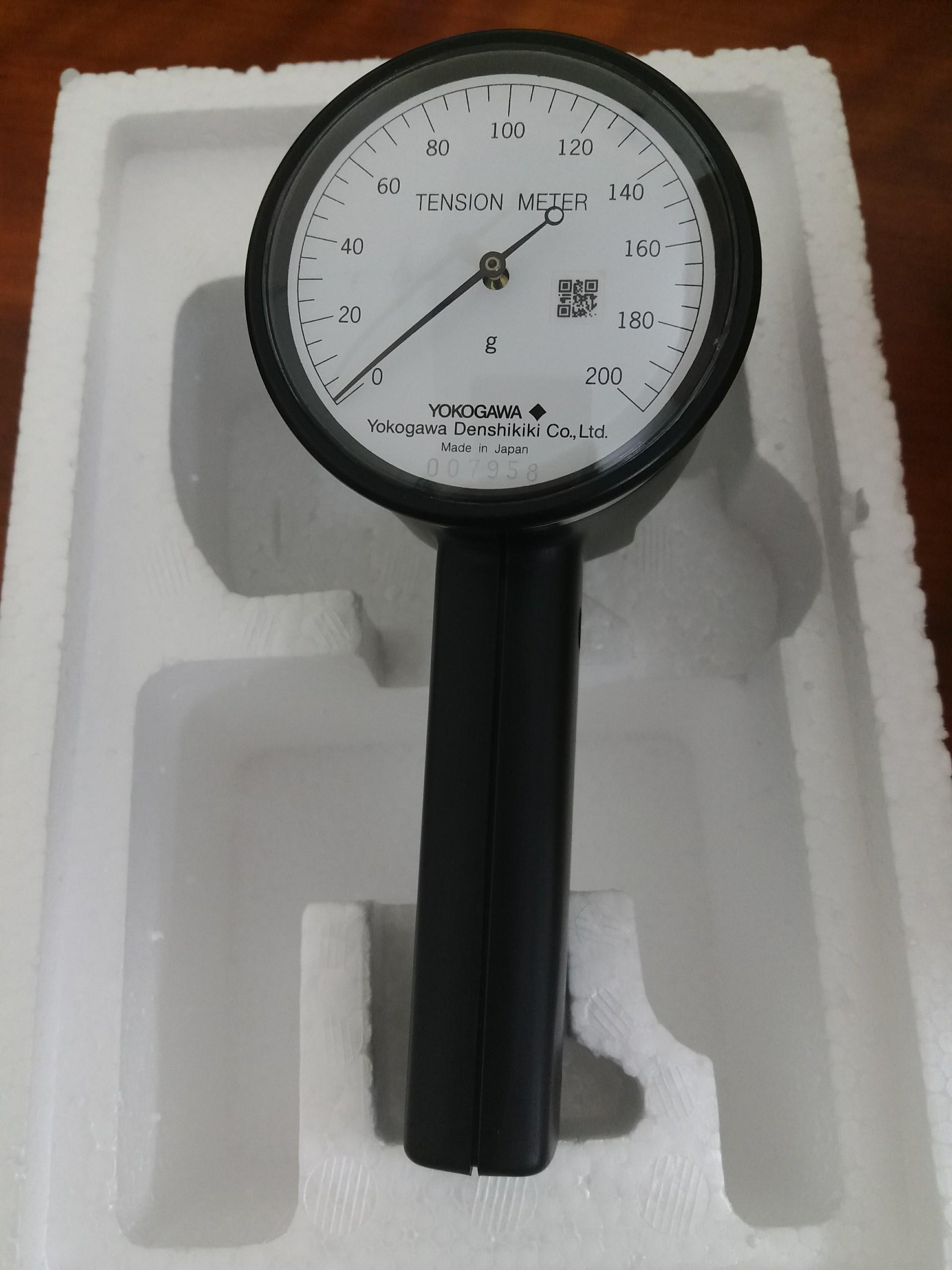 Đồng hồ đo lực căng 0g - 200g  T-101-20-10 Yokogawa