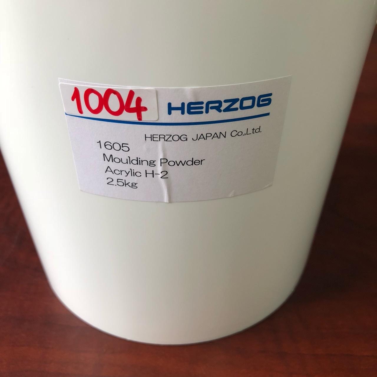 Bột Đúc Mẫu Nóng Acrylic 2.5kg  1605 Herzog