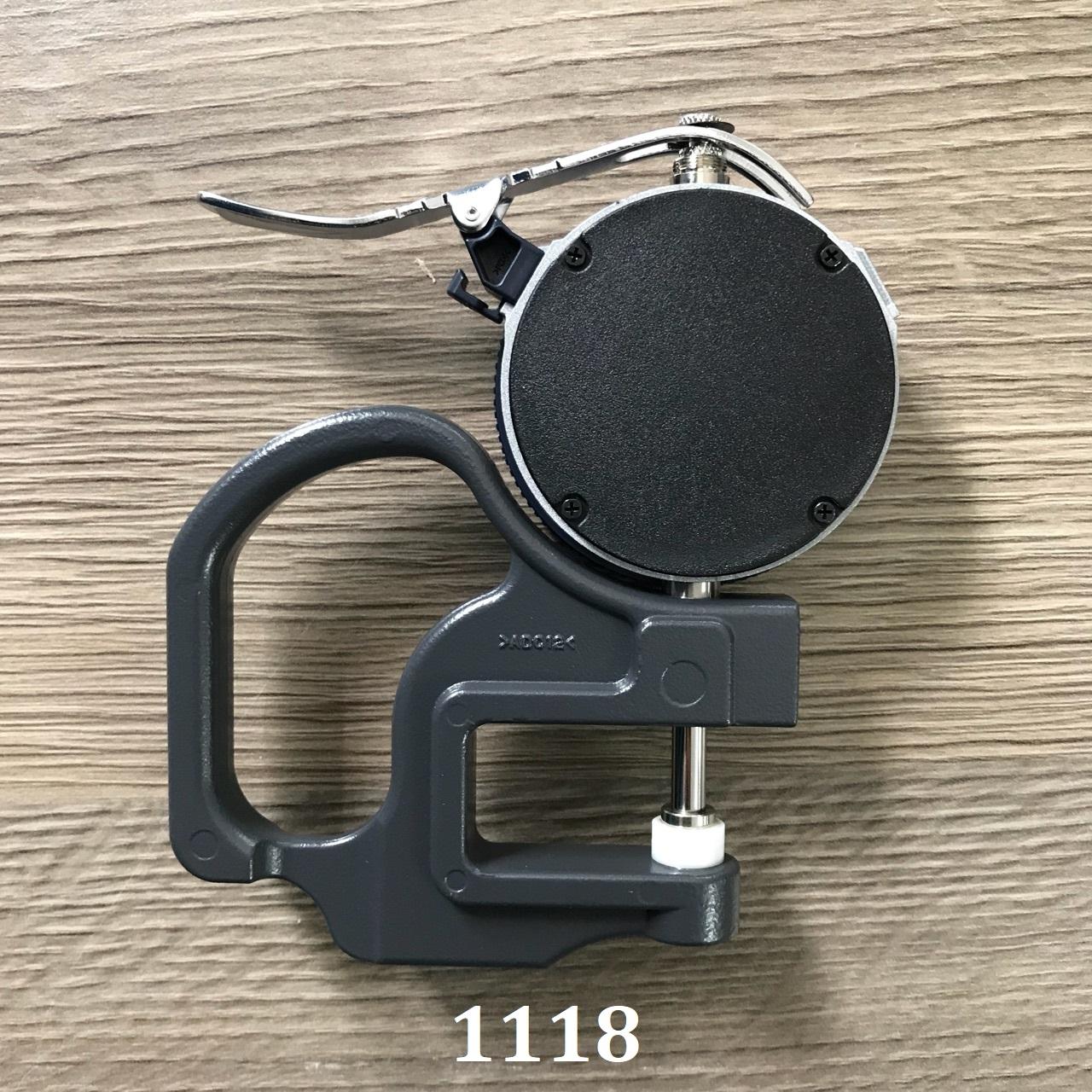 Đồng hồ đo độ dày 0-10mm  7301 MITUTOYO
