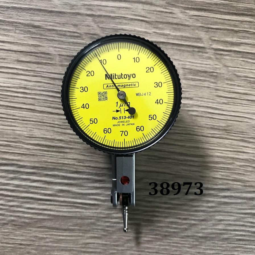 Đồng hồ so chân gập 0-0.14mm  513-401E Mitutoyo