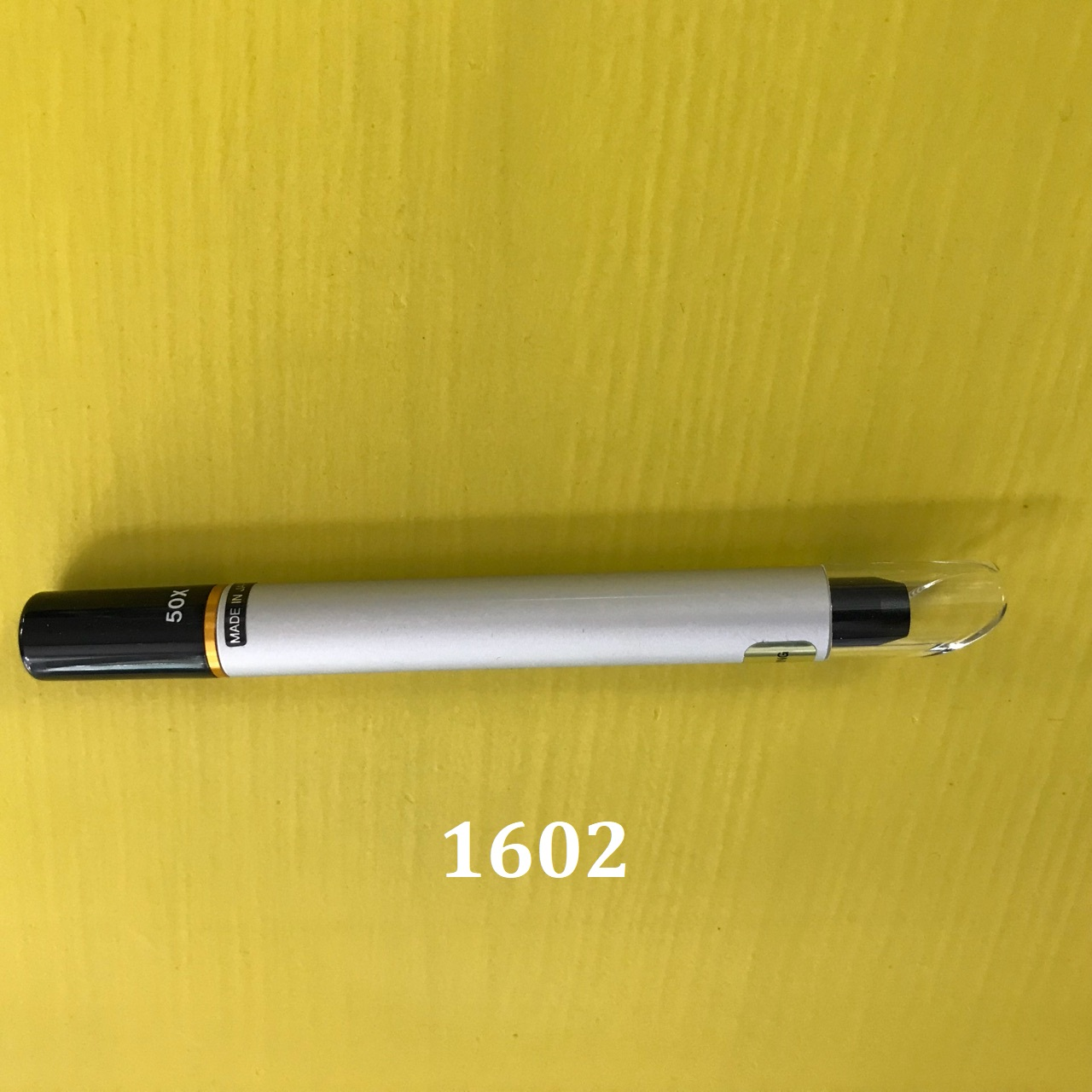 Kính hiển vi bỏ túi dạng bút có độ phóng đại 50X kính hiển vi bỏ túi 50x 2036-50X 2036 50X PEAK