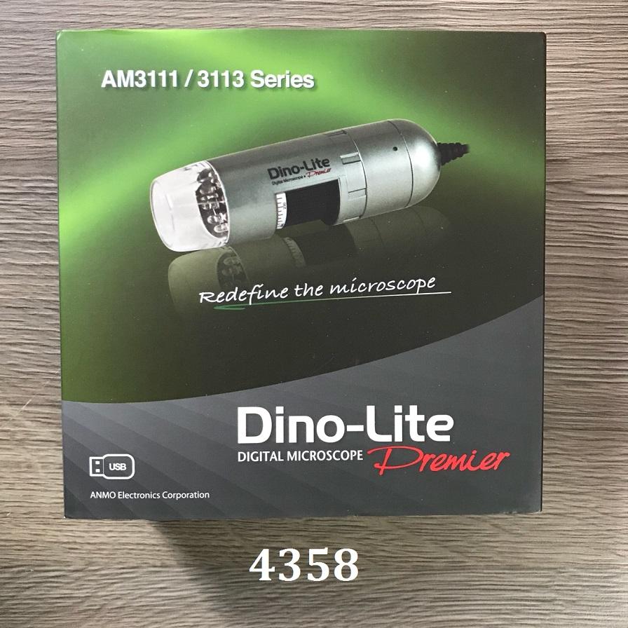 Kính hiển vi điện tử cầm tay 10x - 50x; 230x/0.3 MP  AM-3103 Dino-lite
