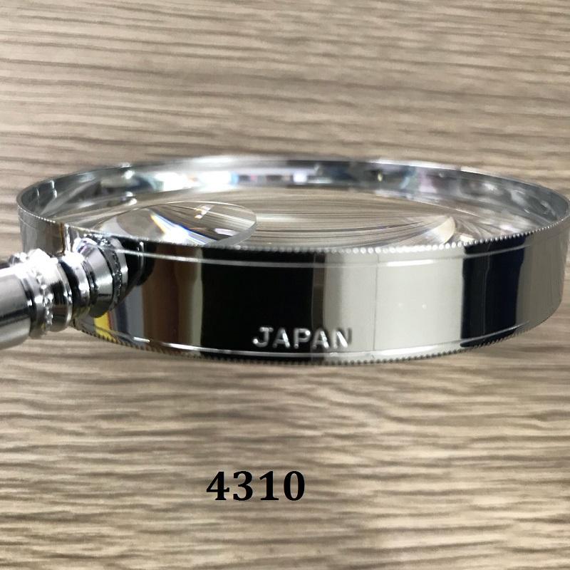 Kính lúp cầm tay, độ phóng đại 2.5x và 5x kính lúp cầm tay, độ phóng đại 2.5x và 5x, Loupe 1989 PEAK
