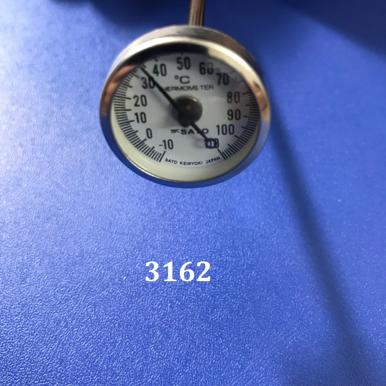 Nhiệt kế lưỡng kim -10°C đến 110°C  2060-11 SATO