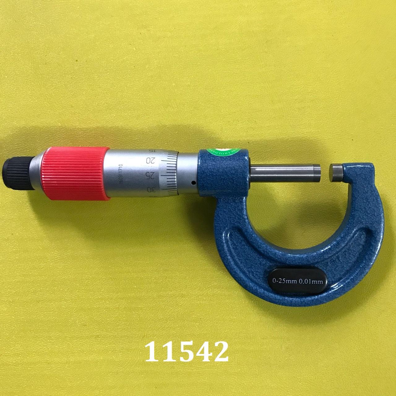Panme đo ngoài cơ 0-25mm  OM-9001 Metrology