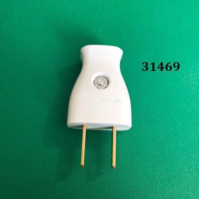 Phích cắm 2 chân  WH 4415 Panasonic