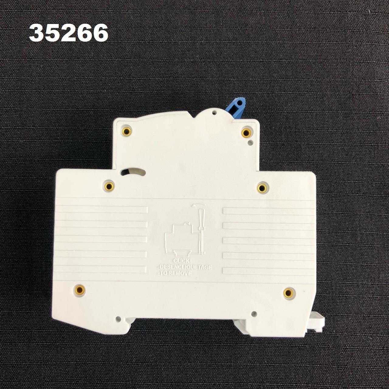 Cầu dao tự động 1 cực 32A thiết bị đóng ngắt, bảo vệ cách ly 1 pha 32A MP6-C132 MPE