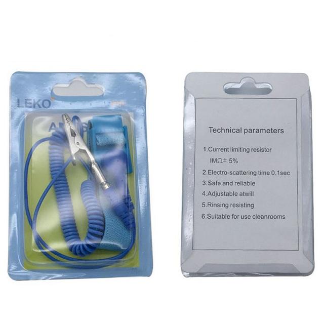 Vòng đeo tay chống tĩnh điện 1.8m  TGCN-40970 China