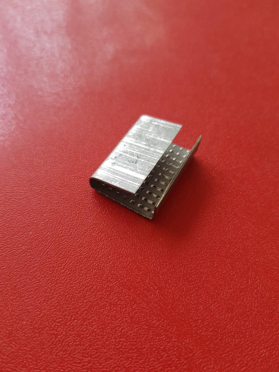 Bọ sắt có gai đóng đai nhựa 19mm x 0.6mm  TGCN-14054 VietnamPackaging
