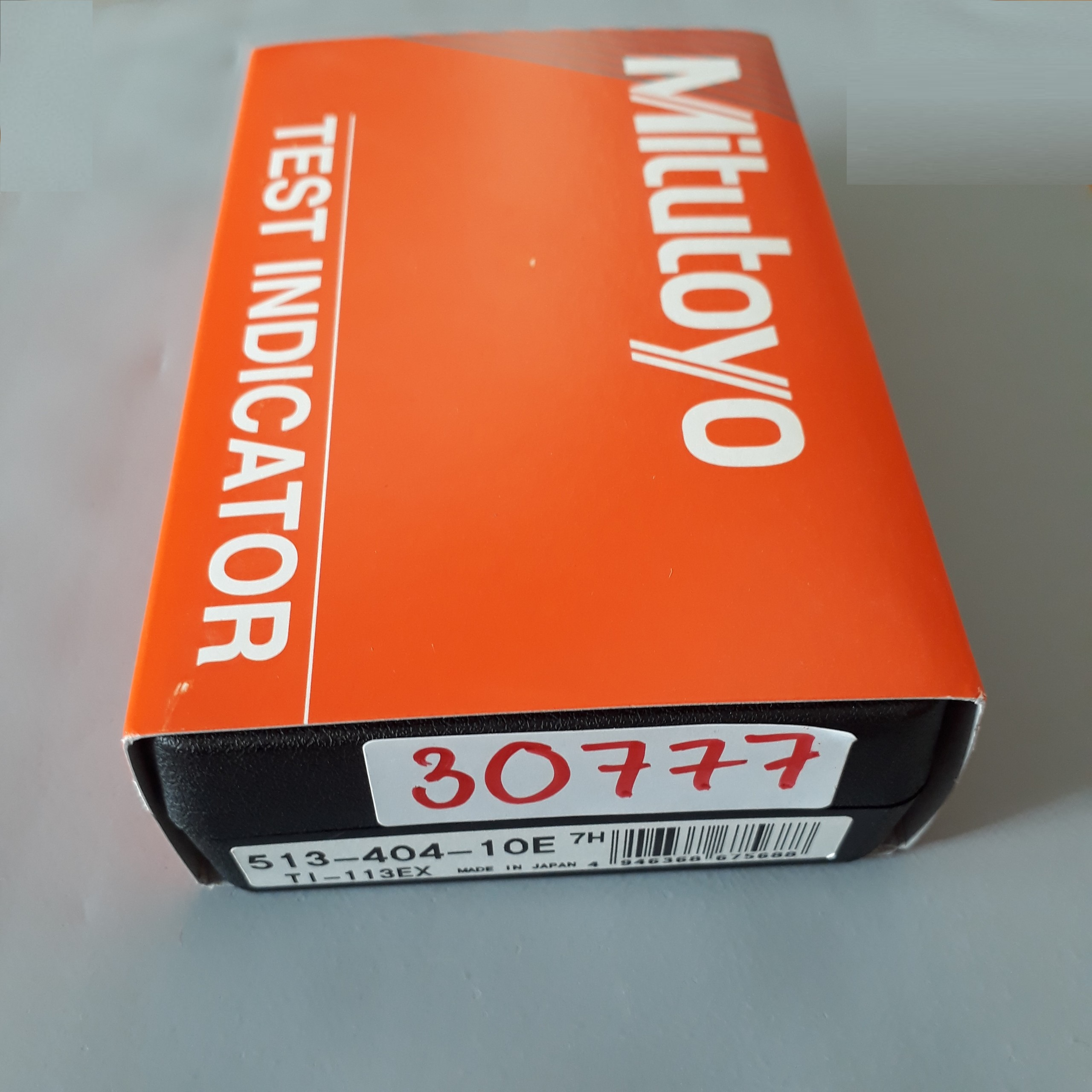 Đồng hồ so chân gập 0-0.8mm/0.01mm  513-404-10E Mitutoyo