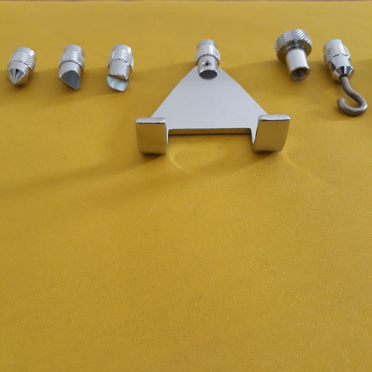 Thiết bị đo lực kéo đẩy cơ 50Kg/500N mechanical force gauge AP-50 ATTONIC