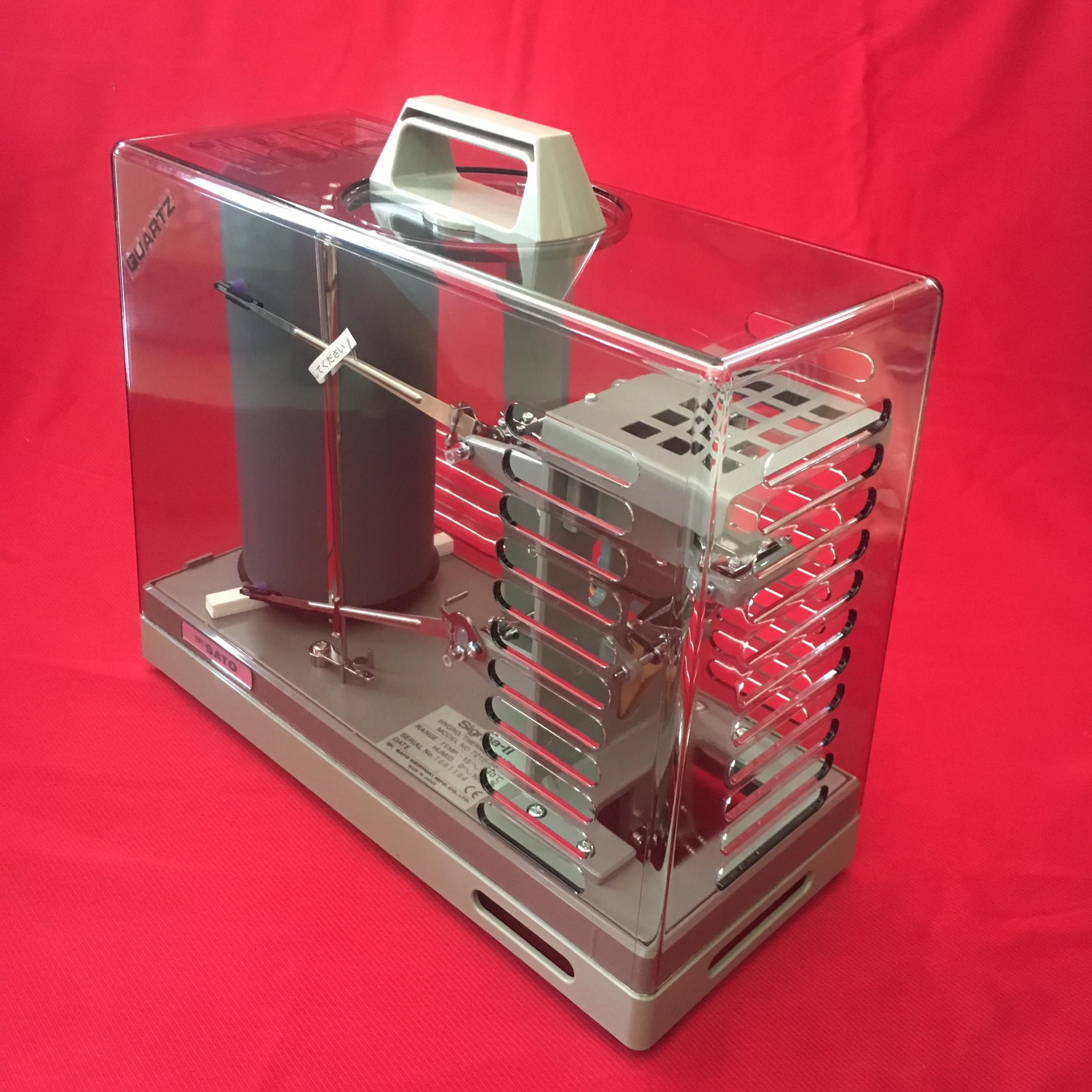 Nhiệt Ẩm Kế Sigma II -15 đến 40°C nhiệt ẩm kế Sigma II dùng trong phòng thí nghiệm Sato, 7210-00, SIGMA II Thermohygrometer -15  to 40°C 7210-00 NSII-Q SATO
