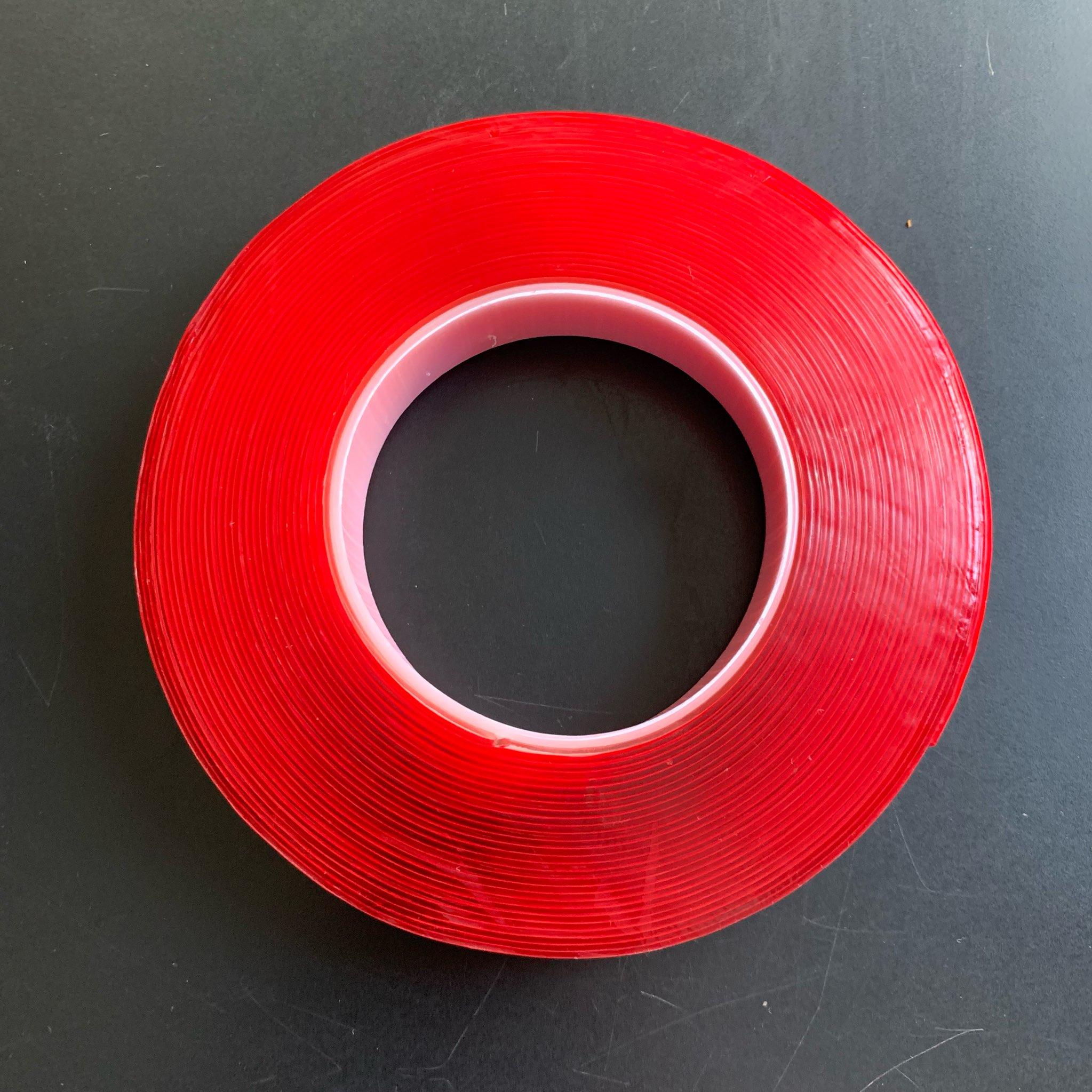 Cuộn Băng keo cường lực 2 mặt siêu dính, bản rộng 2cm, chiều dài 10m, độ dày 0.8mm   TGCN-42646 JCVTECH