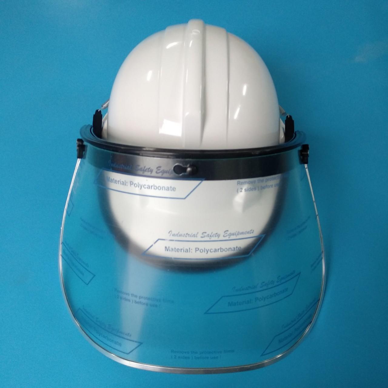 Nón bảo hộ màu trắng  HR35WH BLUE-EAGLE