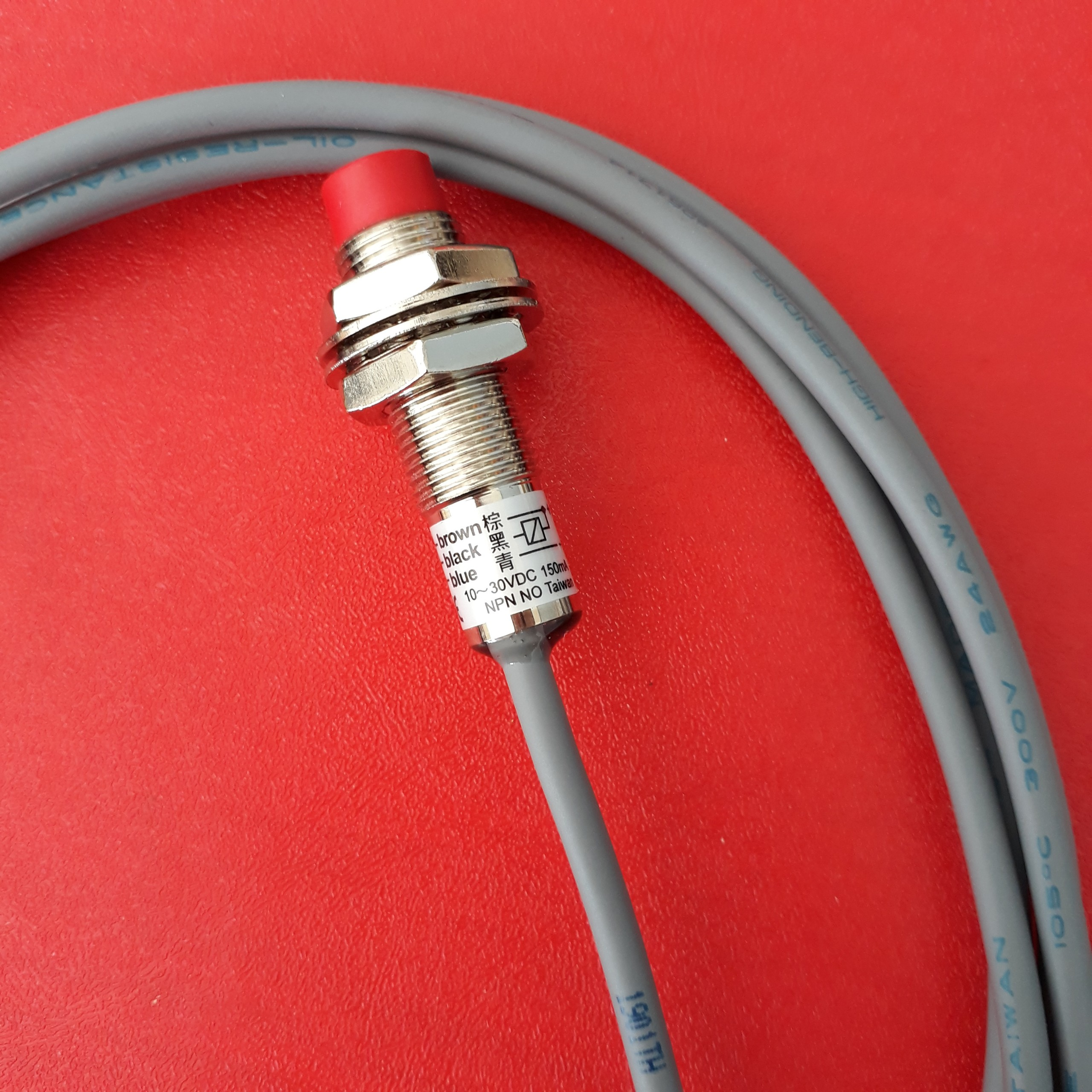 Cảm biến tiệm cận 10~30VCD inductive Proximity Sensor PM1204NS FOTEK