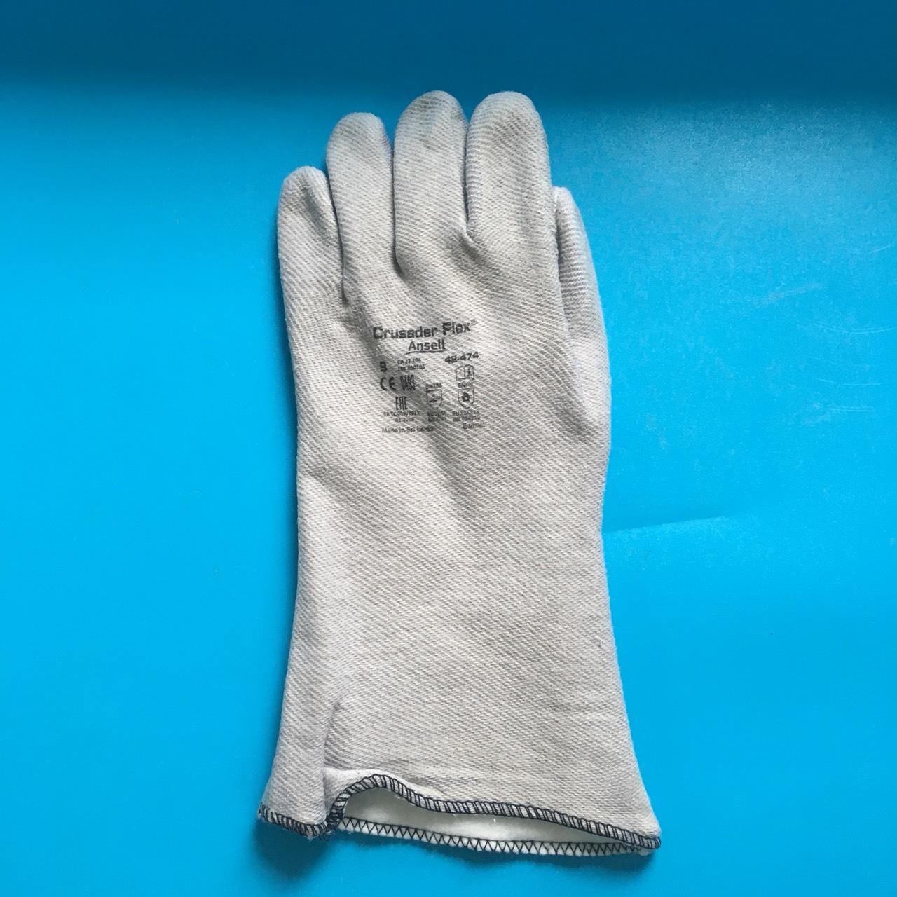Găng tay chịu nhiệt  42-474 Ansell